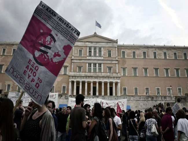 Greece Argues into the Night with Eurozone on Bailout Terms