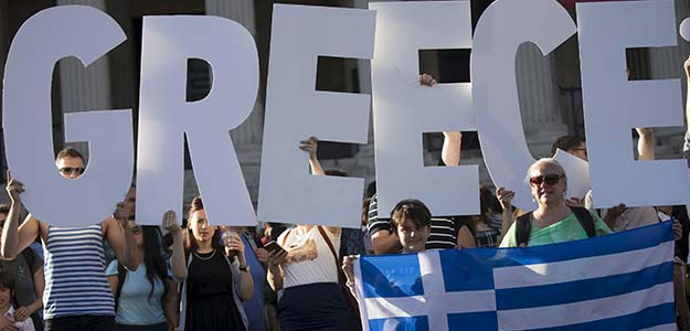 Background on The Greek Debt Crisis
