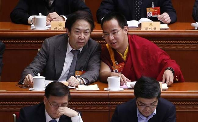 China-Appointed Panchen Lama Pledges Patriotism in a Sensitive Year