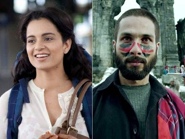 IIFA Awards: Queen Wins Best Film; Shahid, Kangana Bag Top Honours