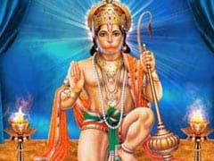 मध्य प्रदेश में 'पवनपुत्र हनुमान' को दिया गया मंदिर हटाने का नोटिस