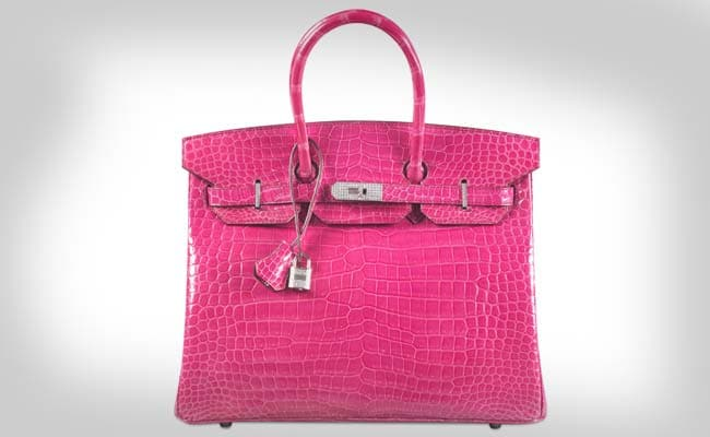 Crocodile-Skin Handbag Sells for a Record  222 a0ec56e317d64