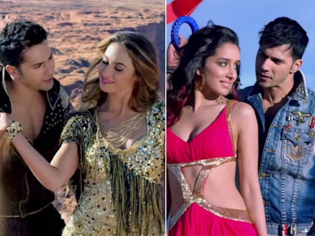 Varun Dhawan Wants to Hold Hands With Two Women in New ABCD 2 Song
