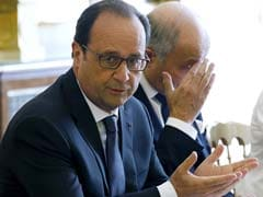Bashar al-Assad is Problem, Not Solution in Syria: French President Francois Hollande