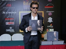 At IIFA, Hrithik Roshan Launches Sister's Book, Says 'I'm Getting Bored'