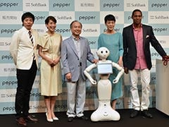 Japan's Humanoid Robot 'Pepper' Set to Hit Stores