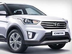Hyundai Receives Over 10,000 Pre-Bookings for Creta