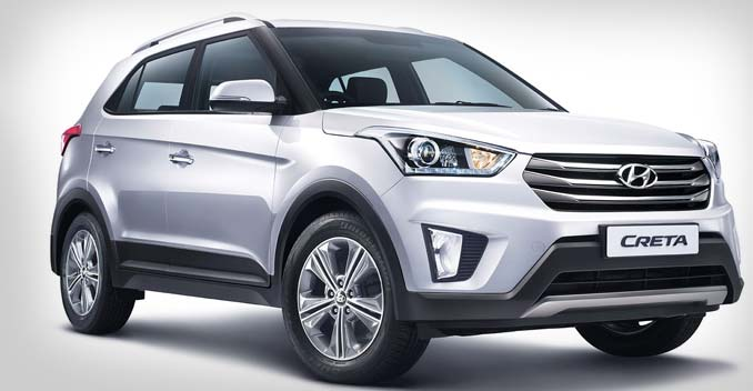 Hyundai Creta - Expected Price, Features and Engine Options