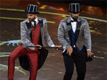 IIFA 2015: Ranveer and Arjun Take Dig at Aamir Khan, Shahid Kapoor
