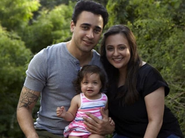 Meet Aamir Khan's One-Year-Old Grand-Niece Imara
