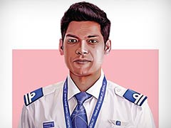 From Auto Driver to Airline Pilot. This Man's Fascinating Story