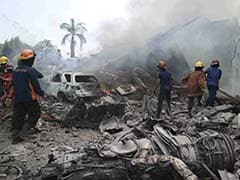 113 People on Crashed Indonesian Military Plane Feared Dead: Air Force