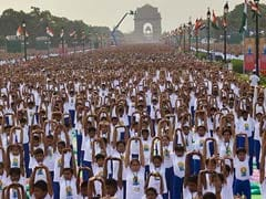 'Grand' Yoga Day Celebrations Being Planned By Government: Minister