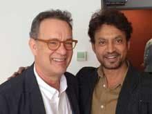 Tom Hanks Wants 'Few More Scenes' With <i>Inferno</i> Co-Star Irrfan Khan