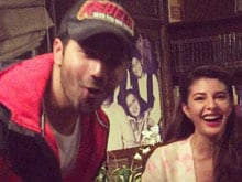Jacqueline Fernandez Wants to Work, But Varun Dhawan Won't Let Her