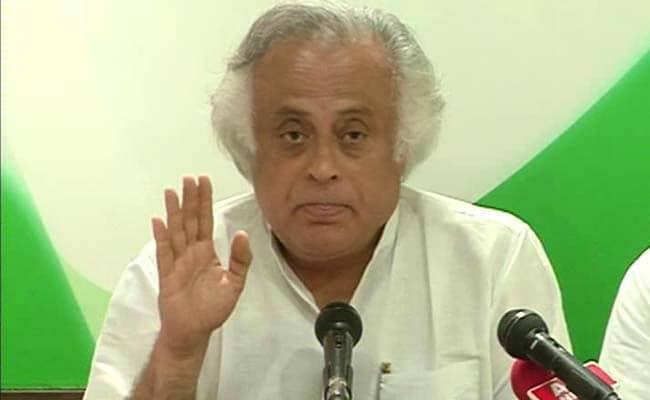 Don't Confront US Over Withdrawal From Paris Accord, Jairam Ramesh Advises Government