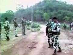Naxal Gunned Down In Face-Off With Security Forces In Chhattisgarh