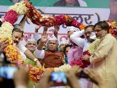 Jitan Manjhi Wants Dalits to Unite Against Nitish Kumar in Bihar Polls