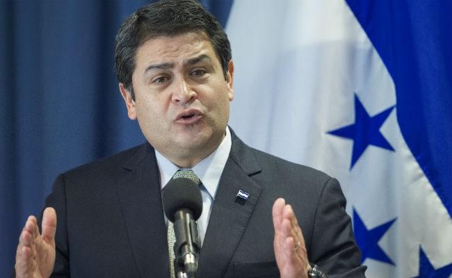 Embattled Honduran President Juan Orlando Hernandez Says US May Still Provide Aid