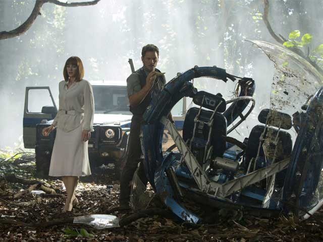 Jurassic World's Monster Weekend Gives it Biggest Opening in Box Office History