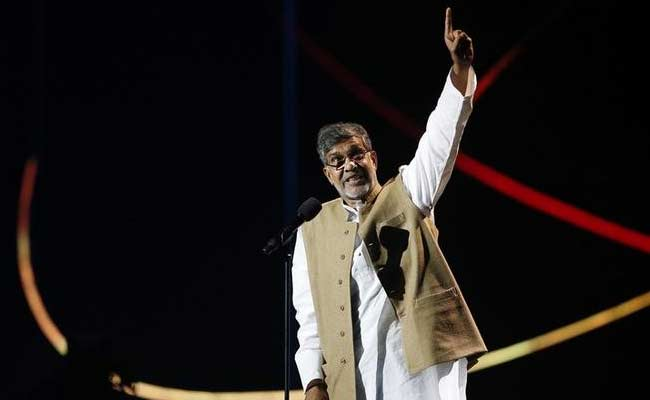 New Global Development Goals Must Address Modern Slavery: Nobel Laureate Kailash Satyarthi
