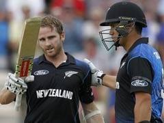 श्रीलंका के खिलाफ टी-20 सीरीज में ब्रैंडन मैक्कुलम की जगह केन विलियम्सन होंगे कप्तान
