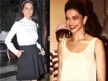 Kangana on 'Cold War' With Deepika Padukone: It is <i>Katti Batti</i>