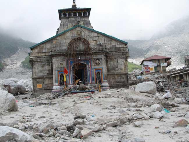 केदारनाथ में पुनर्विकास का काम अंतिम चरण में, बड़ी संख्या में पर्यटक आने की उम्मीद