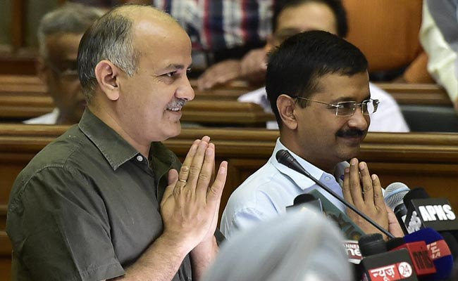 In Arvind Kejriwal's First Meet After Court Order, A Message For Officers