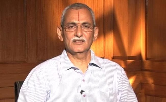 Chief Vigilance Commissioner Acted Like Government's 'Puppet': Congress