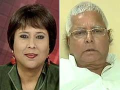 NDTV Exclusive: 'Nitish Kumar My <i>Chhota Bhai</i>; Was Kidnapped by BJP', Says Lalu Prasad