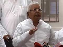 Nitish Kumar Will be Chief Ministerial Candidate, Says Lalu Prasad on Bihar Polls