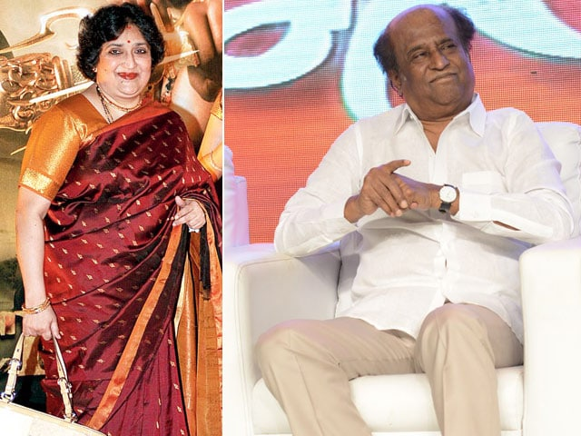 Rajnikanth's Wife Threatens Legal Action Against Firm For Filing 'False' Complaint