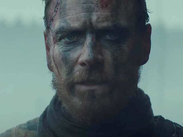 Macbeth Trailer: Michael Fassbender as the Scottish Lord-Turned-Traitor
