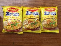 Nestle India Sees More Than Rs 320 Crore Hit From Maggi Ban