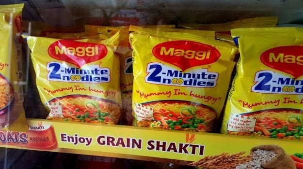 India Seeks Damages from Nestle After Noodle Scare, Say Government Sources