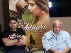 फ़िल्म 'हमारी अधूरी कहानी' भारतीयों को पसंद आई, इंडियंस को नहीं : महेश भट्ट