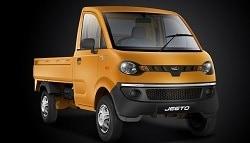 Mahindra Jeeto Launched at Rs. 2.32 Lakh