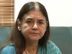 Sex Determination Test Must To Check Female Foeticide: Maneka Gandhi