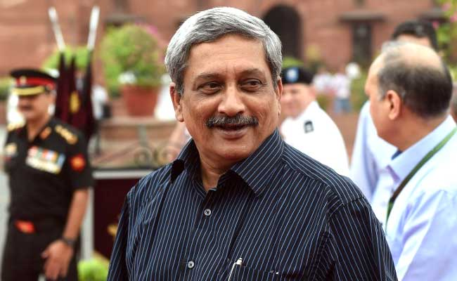 Thank You For Goa, Digvijaya Singh, Says Manohar Parrikar In Rajya Sabha
