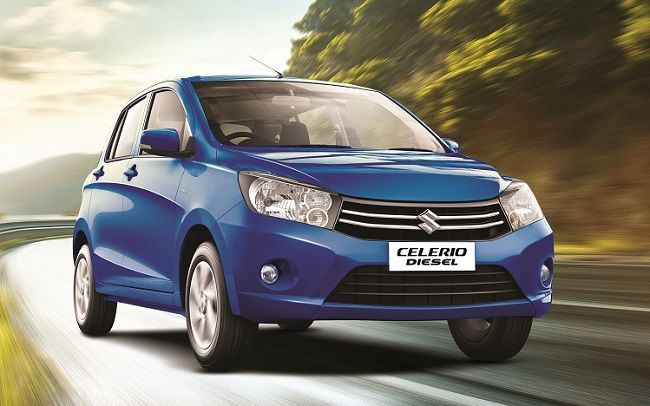 Maruti Suzuki Celerio Diesel Launched Prices Start At Rs 4 65 Lakh