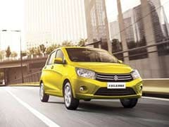 Maruti Suzuki Reaches Another Milestone; Sells 1 Lakh Units of Celerio