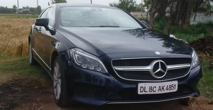 Mercedes benz cls price in india images mileage for Mercedes benz cls 250 price