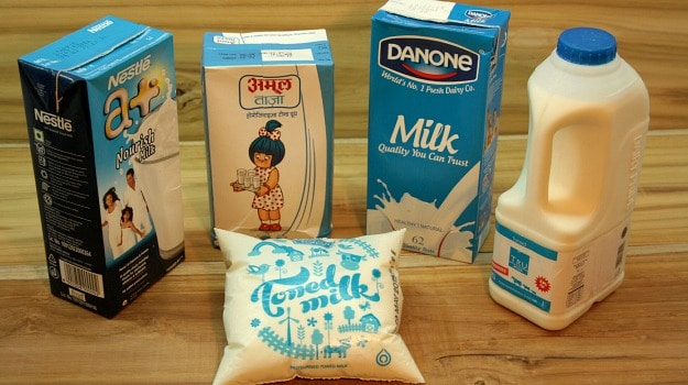 Amul, Nestle, Mother Dairy, Tru & Danone: Which Milk Tastes the Best?