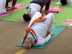 PM Modi's Efforts Got Yoga Internationally Recognised: AYUSH Minister