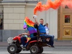 3 Gay Activists Jailed After Moscow Rally