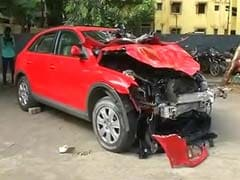 Mumbai Woman Who Rammed Audi Into Taxi May Have Driven 11 km on Wrong Side of Road: Police