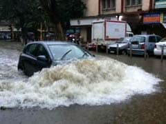 Mumbai Beaten by Rain, Advised to Stay Home Today Too