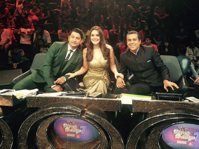 Preity Zinta Not Exiting Nach Baliye 7, Clarifies Ekta Kapoor