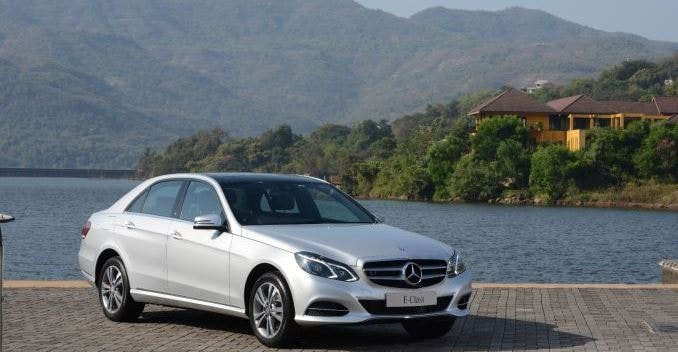 New MercedesBenz EClass Launched at Rs 4850 Lakh  NDTV CarAndBike